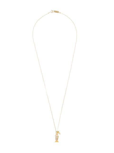 Isabel Marant Peter Fish Necklace