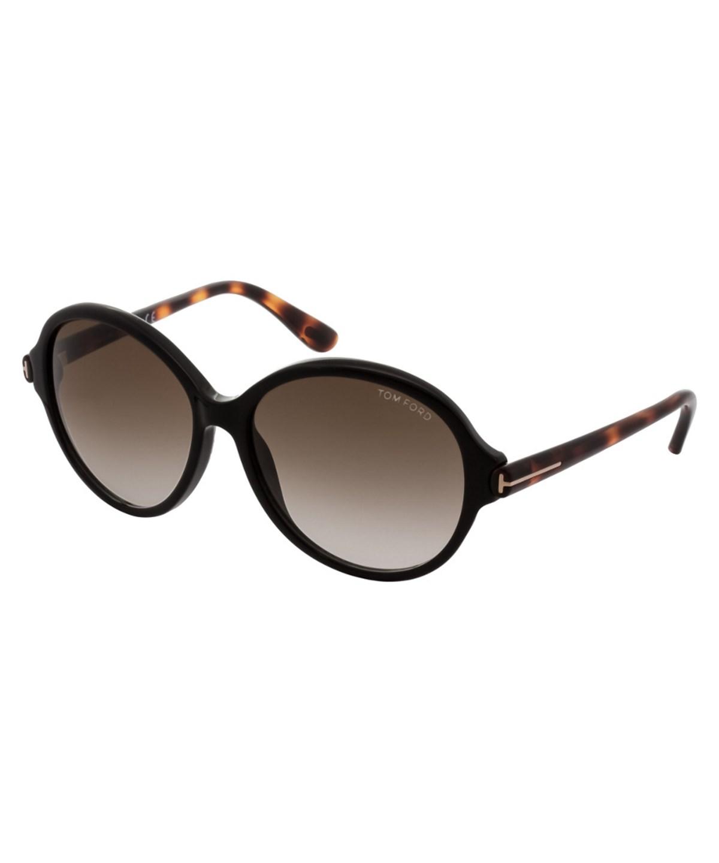 Tom Ford Women's Milena Sunglasses' In Black