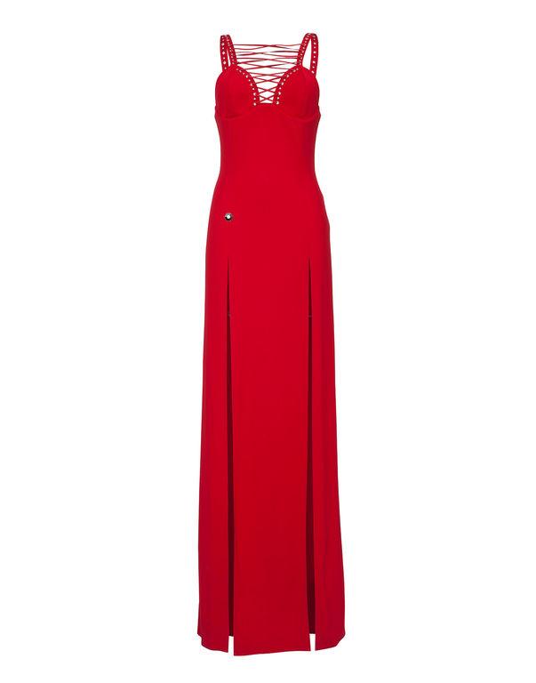 "Philipp Plein Long Dress ""albali"""