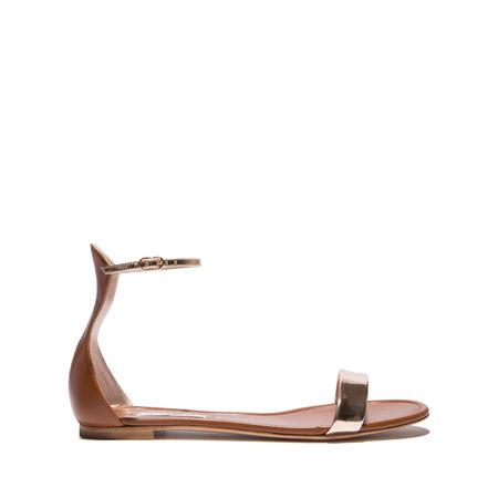 Casadei Daytime In Cuoio And Tan