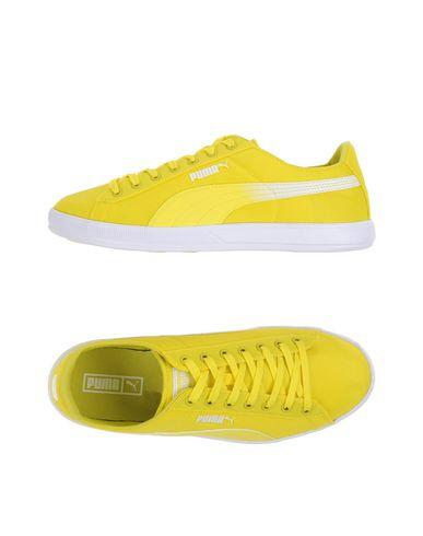 Puma Sneakers In Yellow