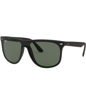 Ray Ban Ray-Ban Sunglasses, Rb4447N 40 In Matte Black/Green