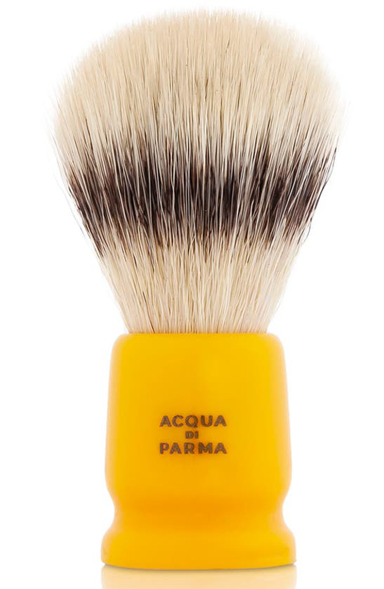 Acqua Di Parma Barbiere Yellow Travel Shaving Brush