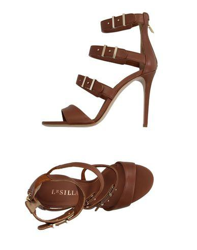 Le Silla Sandals In Brown