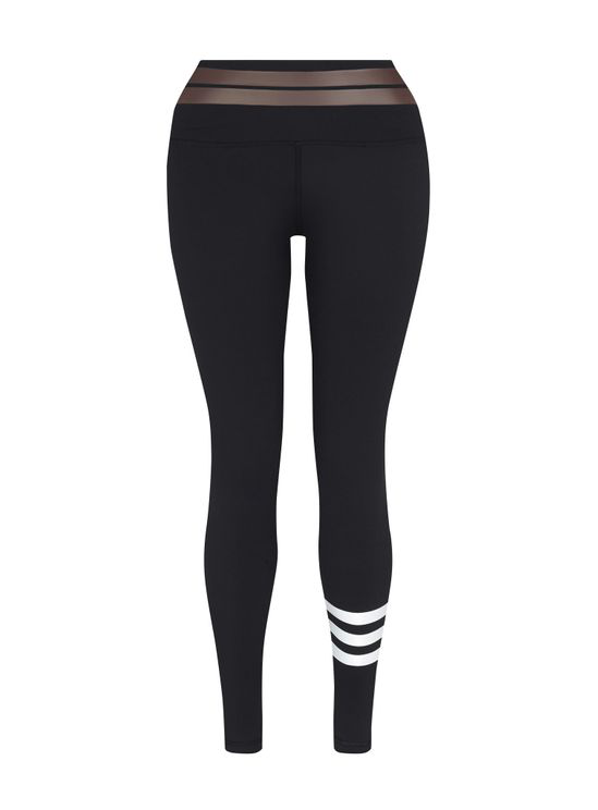 Lilybod Remy Cropped Leggings In Black
