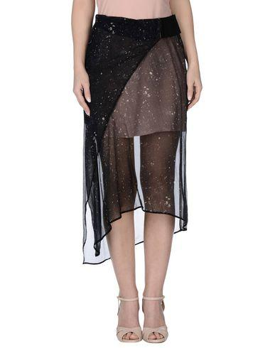 Damir Doma 3/4 Length Skirts In Black