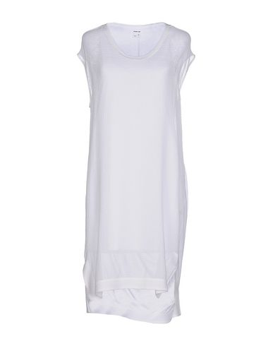 Helmut Lang Short Dress In White