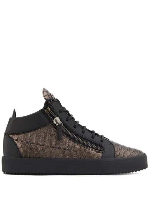 Giuseppe Zanotti Kriss Sneakers In Black
