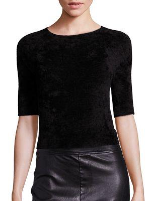 Helmut Lang Slim-fit Tee In Black