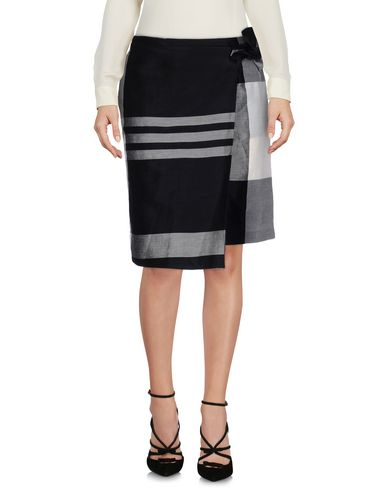 Damir Doma Knee Length Skirts In Black