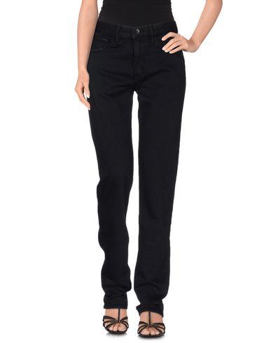 Helmut Lang Denim Pants In Black