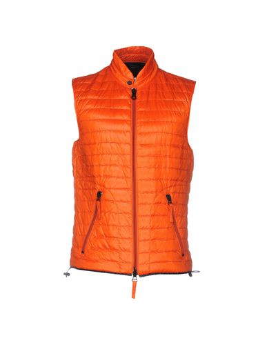 Duvetica Down Jackets In Orange