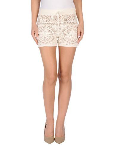 Emilio Pucci Shorts In White