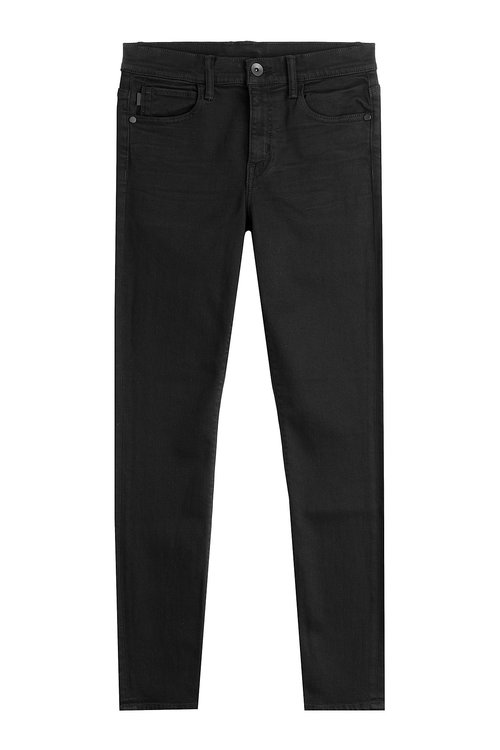 Helmut Lang Skinny Jeans In Black