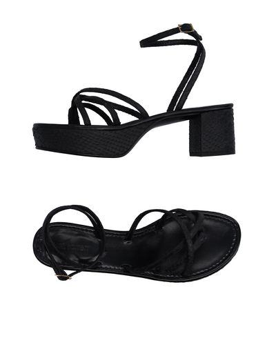Neil Barrett Sandals In Black