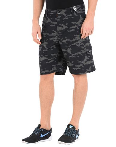 Oakley Bermudas In Black