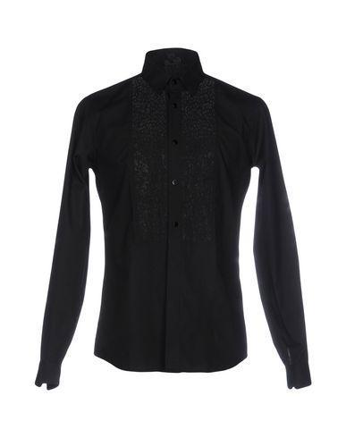 Just Cavalli Shirts In Black