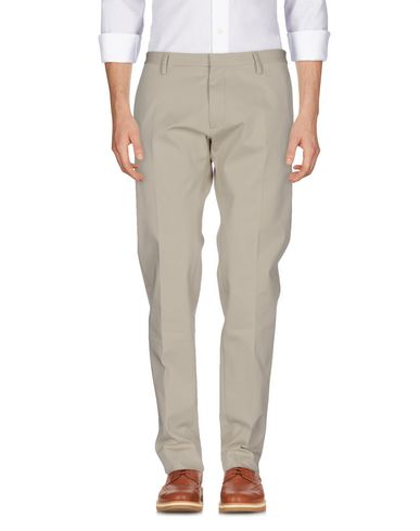 Dsquared2 Casual Pants In Beige