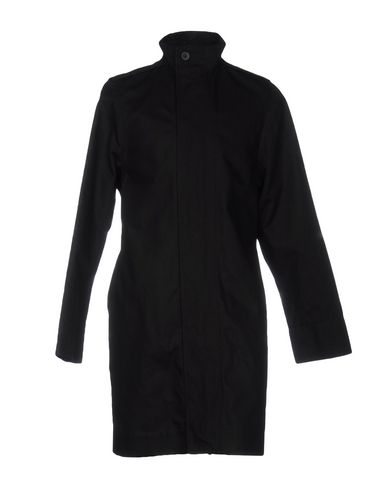 Rick Owens Full-length Jacket In Black