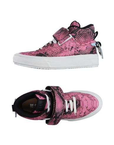 Msgm Sneakers In Pink