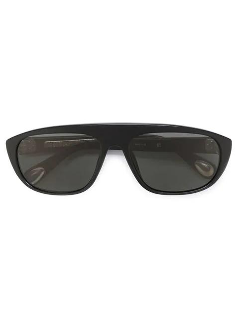 Linda Farrow × Ann Demeulemeester Sunglasses