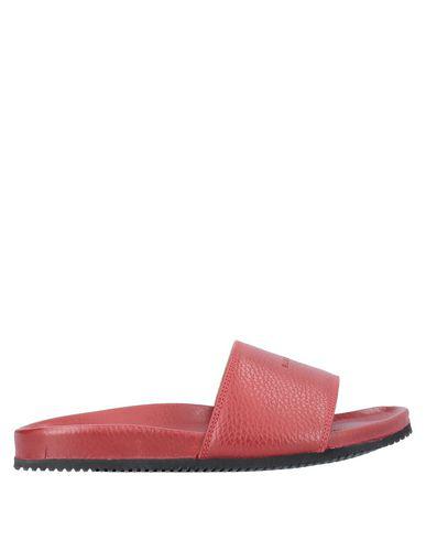 Buscemi Sandals In Red