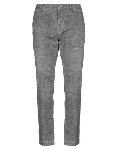 Replay Casual Pants In Lead