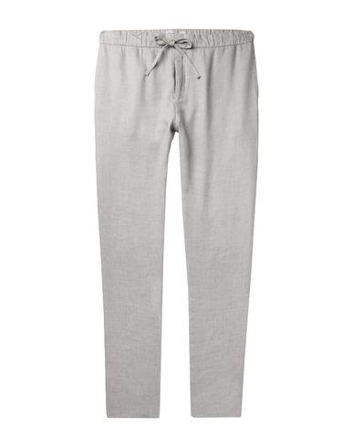 Frescobol Carioca Casual Pants In Light Grey