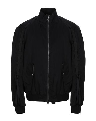 Tom Rebl Bomber In Black