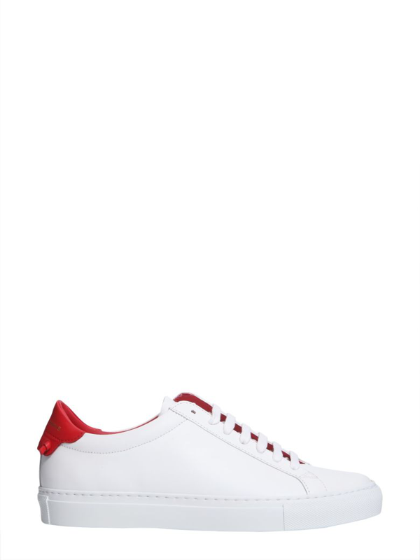 Givenchy Urban Sneakers In Bianco