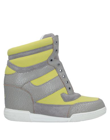 Marc By Marc Jacobs Sneakers In Light Yellow