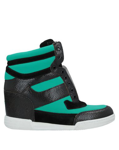 Marc By Marc Jacobs Sneakers In Green