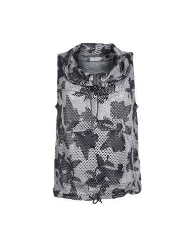 Adidas By Stella Mccartney Jackets In Grey