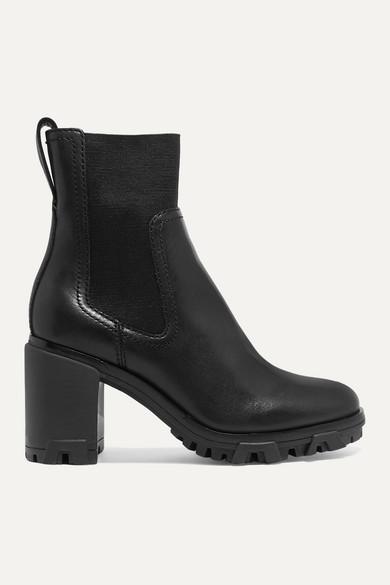 Rag & Bone Rag And Bone Black Shiloh High Boots In 1 Black