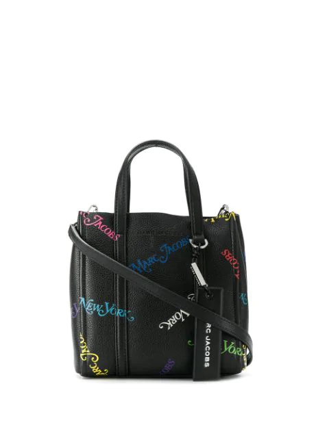 Marc Jacobs New York Magazine® The Mini Tag Tote In 001