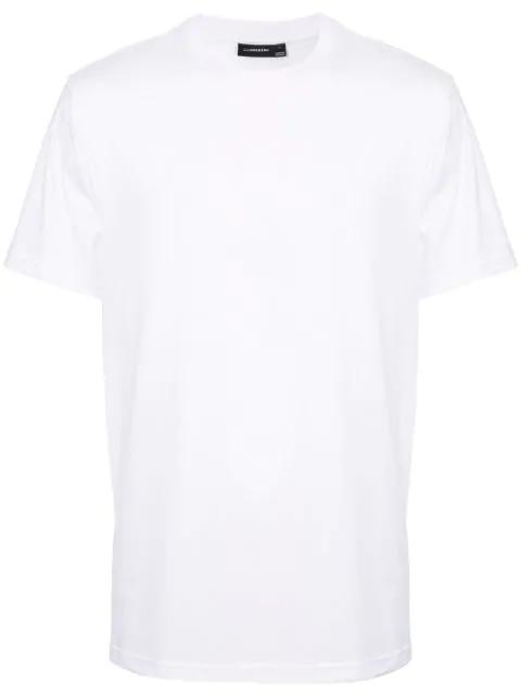 J.lindeberg Plain T-shirt In White