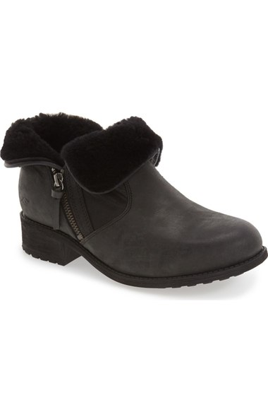 4943d977b6f Ugg Lavelle Boot in Black Leather