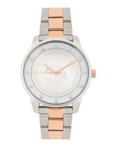 Kenzo Wrist Watch In Silver