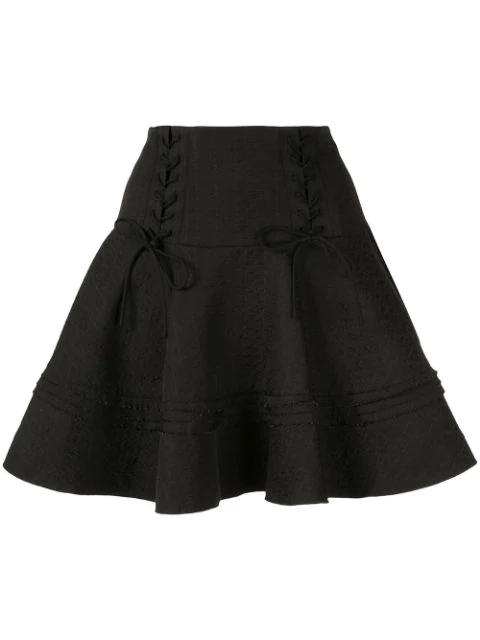 Aje Casual Skirt - Black