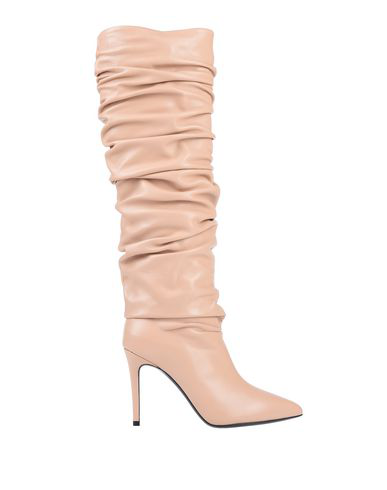Erika Cavallini Boots In Pale Pink