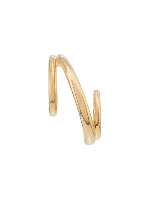 Charlotte Chesnais Triplet Earring In Yellow Verm