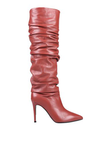 Erika Cavallini Boots In Red