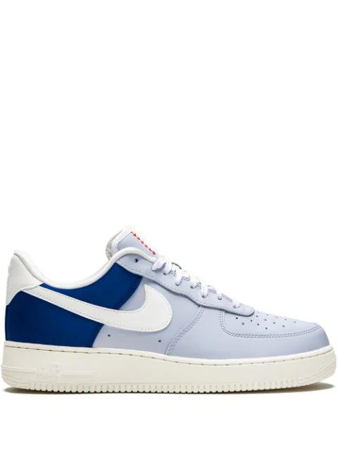 Nike 'air Force 1' Sneakers Blau In Blue