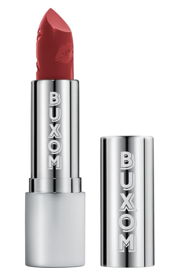 Buxom Full Force Plumping Lipstick In Winner