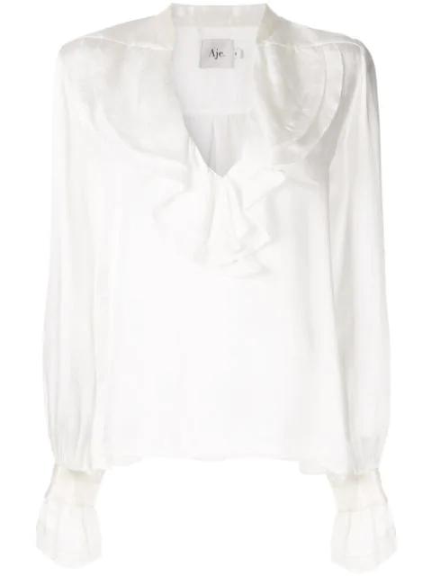 Aje Casual Shirt - White