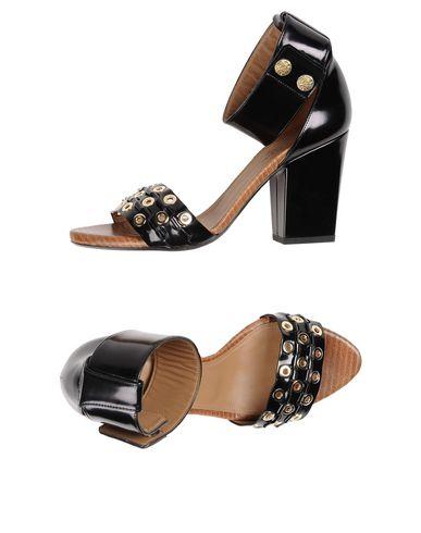 Sonia Rykiel Sandals In Black