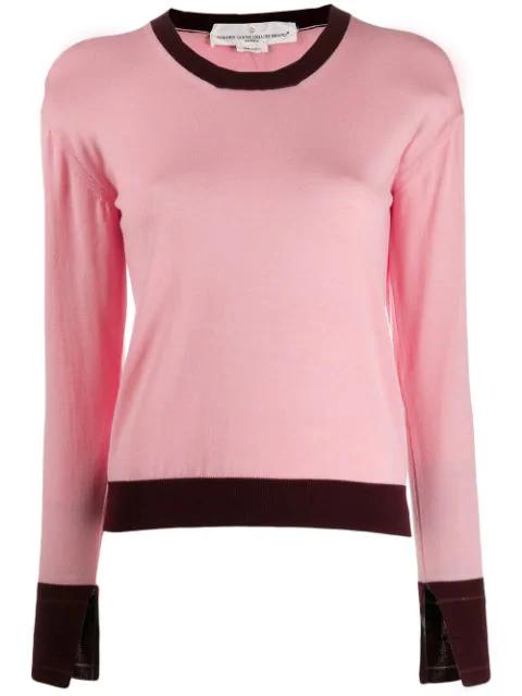 Golden Goose Sakura Sweater In Pink