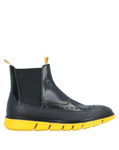Barracuda Boots In Black