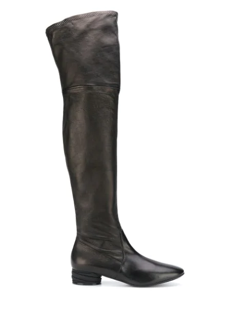 Casadei Thigh In Brown