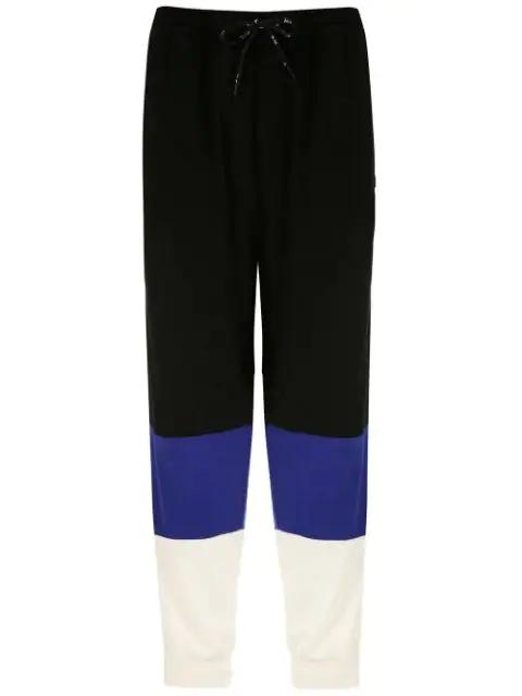ÀLg Color Block Trousers - Multicolour
